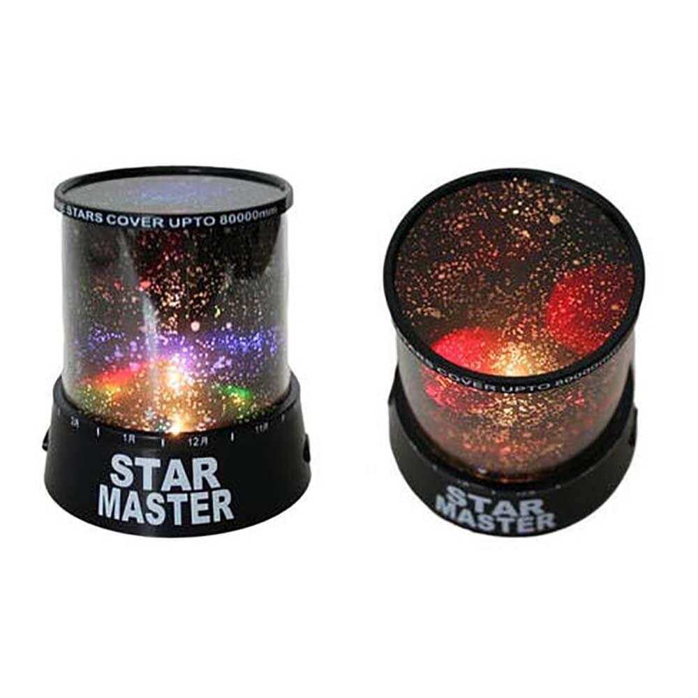 csillagfény LED lámpa