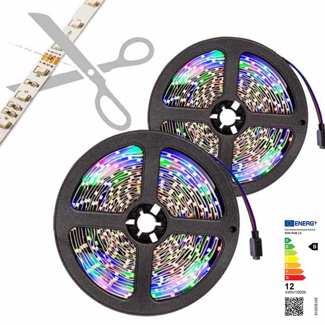 RGB programozható LED szalag